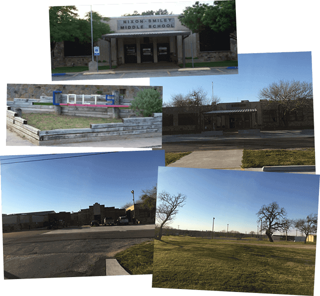 smiley texas elementary school